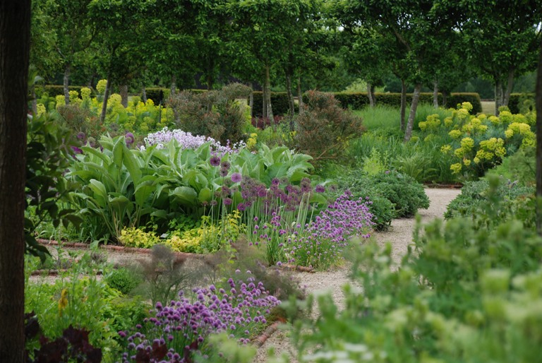 Loseley House Garden May 2011