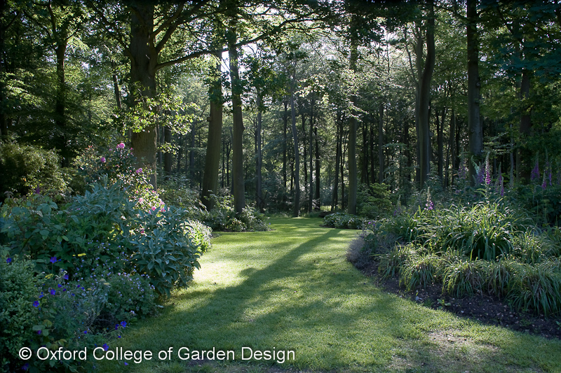 Oxford College of Garden Design Lisa Cox Garden Designs Blog