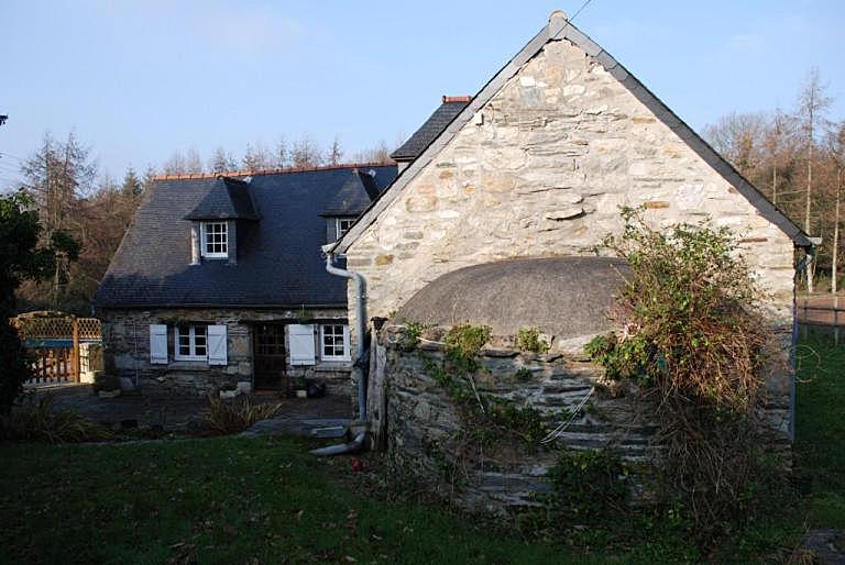 La Lande du Cerf - Brittany house