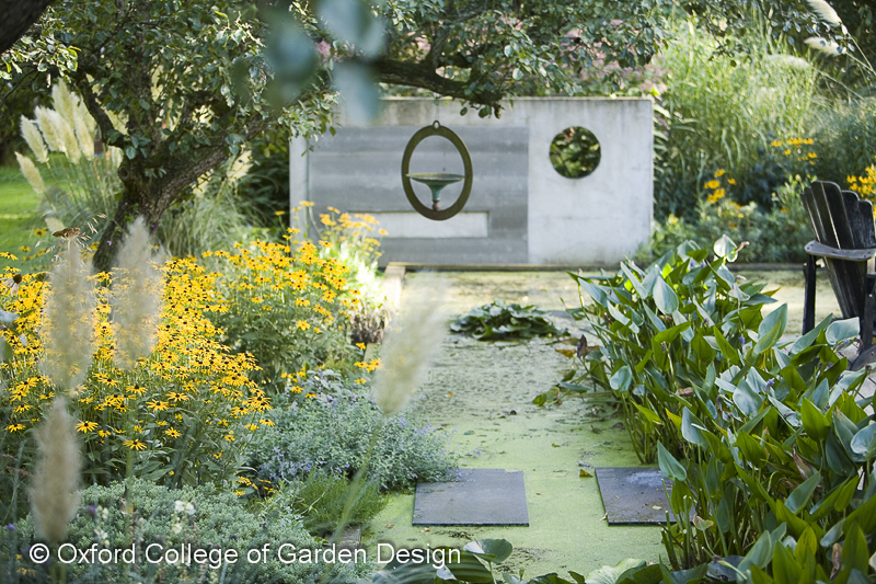 27 original landscape gardening courses oxford for Oxford garden designs