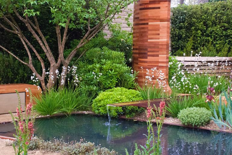Homebase teenage cancer trust garden lisa cox garden for Garden trees homebase