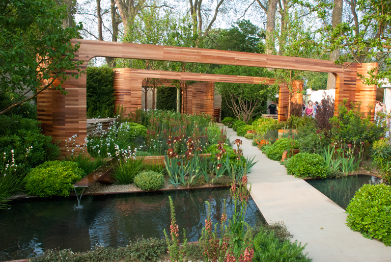 Rhs chelsea flower show 2012 lisa cox garden designs blog for Garden design ideas blog