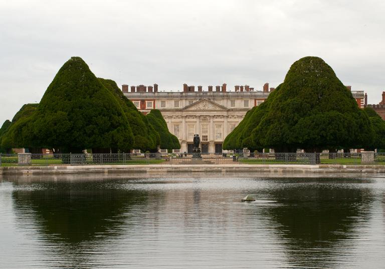Hampton Court Palace Flower show 2012