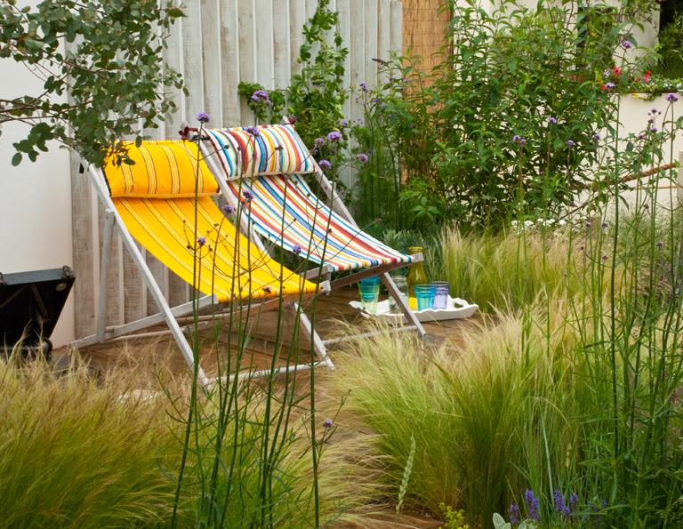 The Coastal Drift garden hampton Court