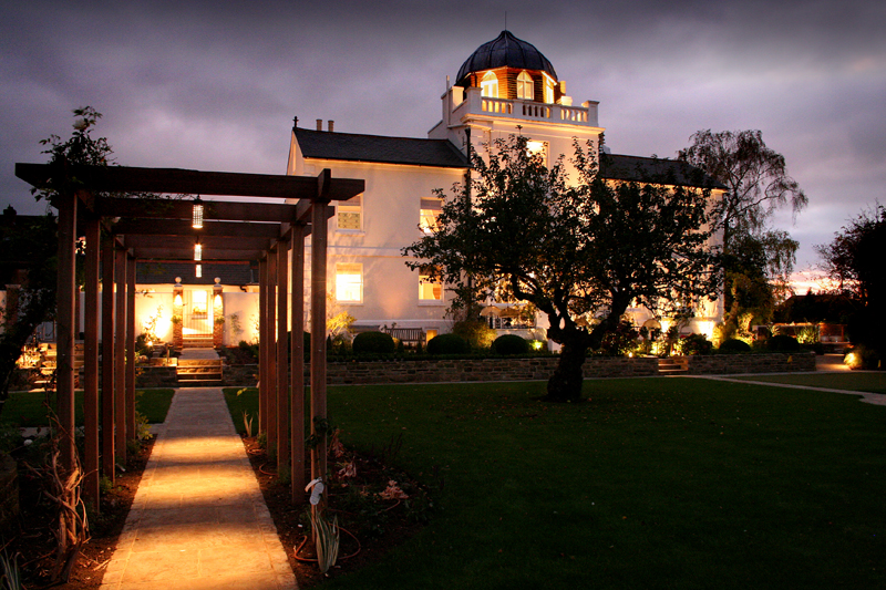 Let there be light introducing ornamental garden lighting for Tall landscape lights