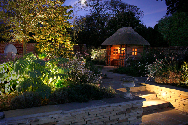 Let there be light introducing ornamental garden lighting for Garden lighting designs