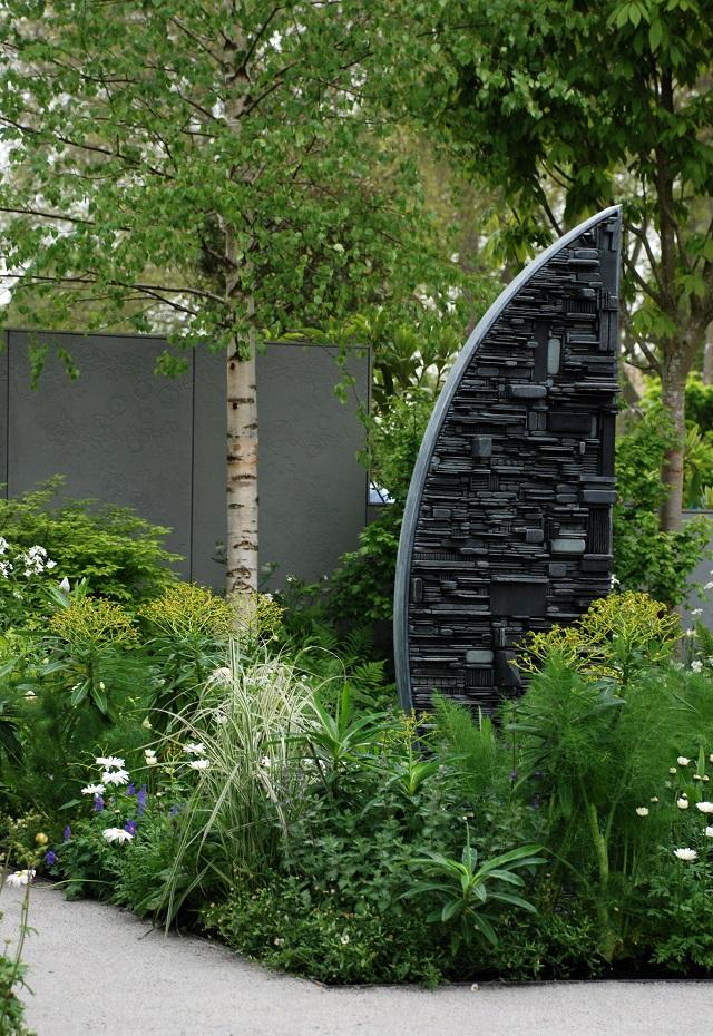 Stop the Spread Chelsea 2013 garden by Jo Thompson