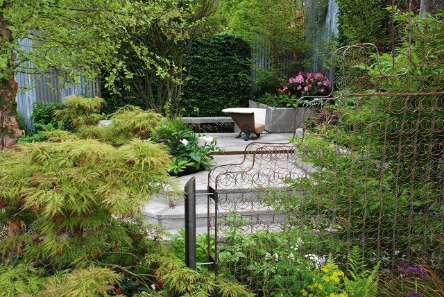 The Wasteland Garden Kate Gould Chelsea 2013