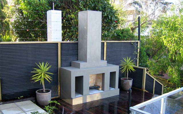 how to build a pizza oven better homes and gardens