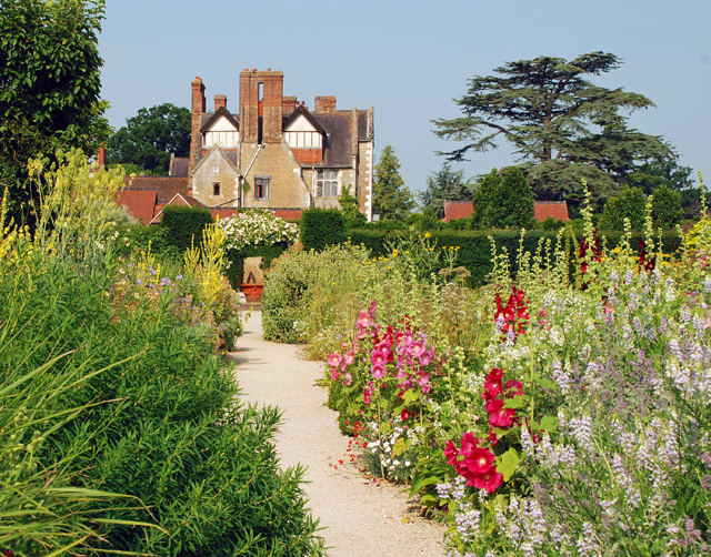 The Herb Garden at Loseley Lisa Cox Designs