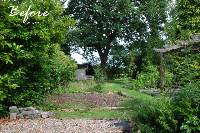 East Horsley garden before redesign copy Lisa Cox