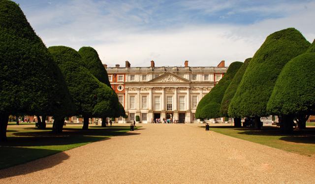 Hampton Court Palace Lisa Cox Designs