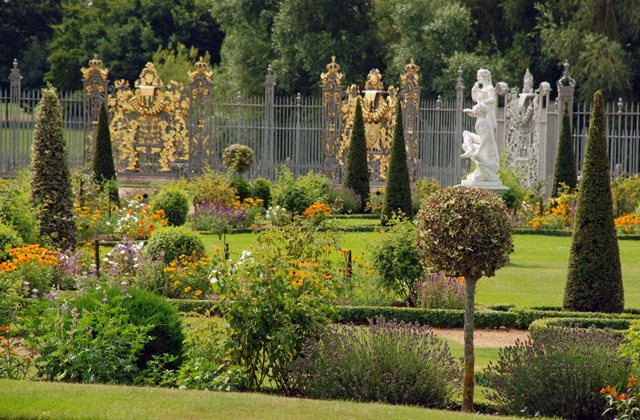 The Privy garden Hampton Court Palace Lisa Cox