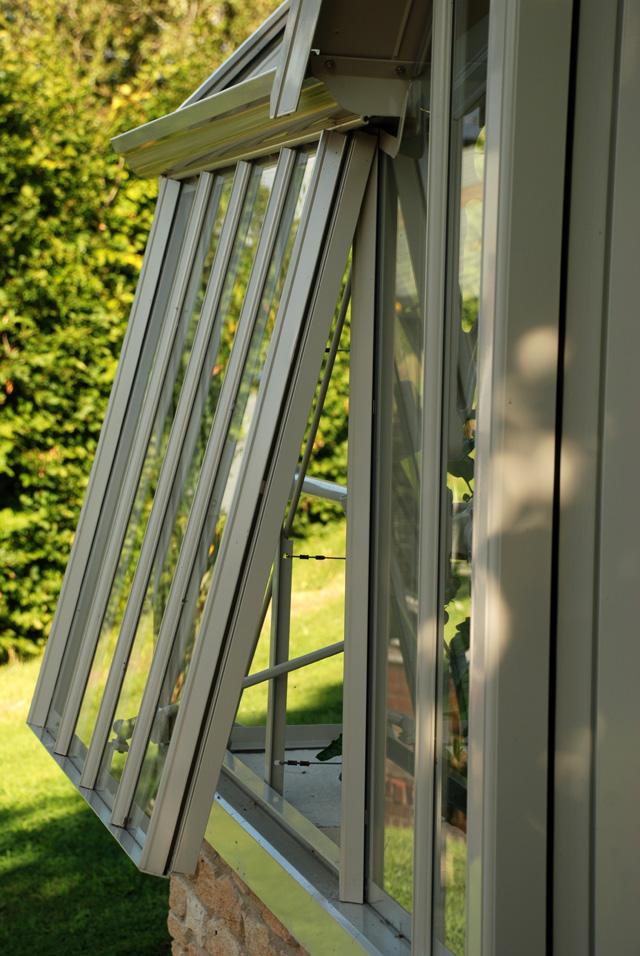 The Mottisfont Greenhouse Alitex - window