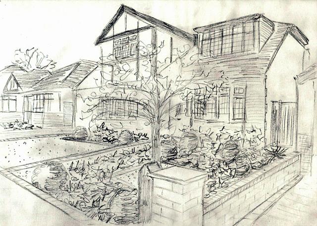 Concept-Sketch-2-Sunbury-Garden Lisa Cox Gardens