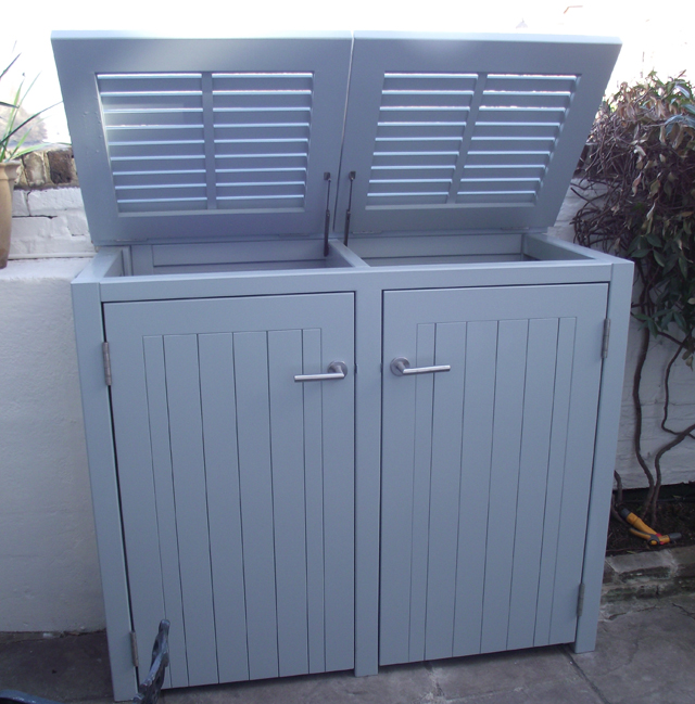 Wheelie bin storage uk