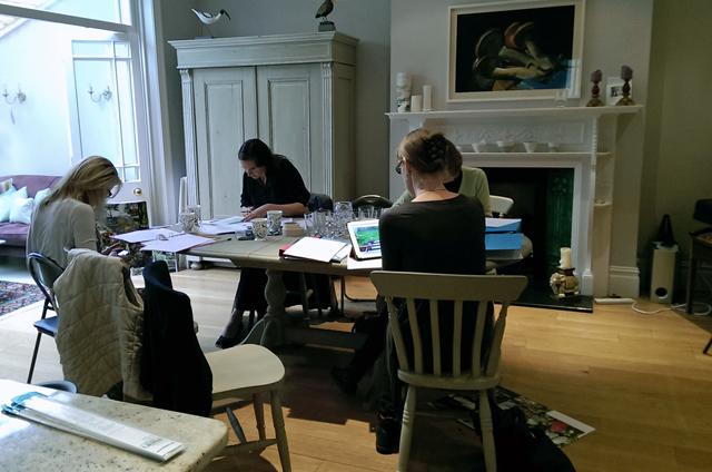 Design your own garden workshop week 2 Lisa Cox Decor Cafe