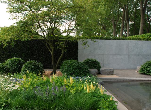 Laurent Perrier Garden at Chelsea 2014 Lisa Cox Designs
