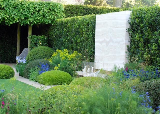 Rhs chelsea 2014 the telegraph garden lisa cox garden for Garden design 2014