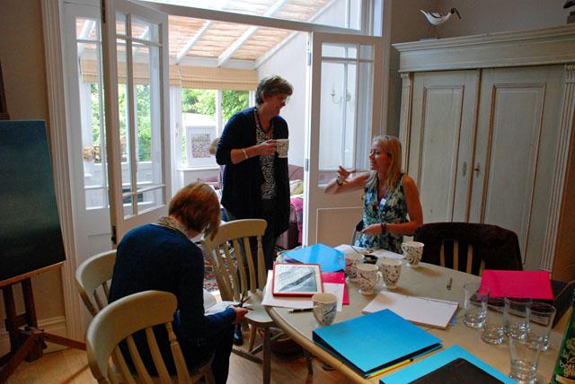 The Decor Cafe design your own garden course Lisa Cox