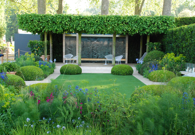 Rhs chelsea 2014 the telegraph garden lisa cox garden for Chelsea garden designs