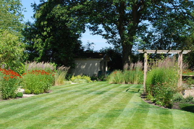 East Horsley Garden Design one year on Lisa Cox