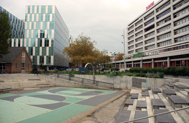 Benthum Square Rotterdam Lisa Cox Garden Designs