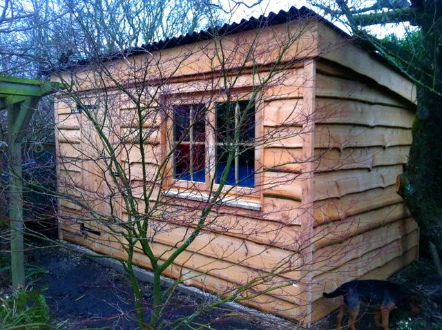 Bespoke garden room by Jonathan Blackburn