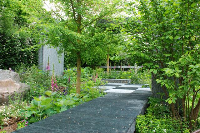 Brewin Dolphin garden at RHS Chelsea 2015 Lisa Cox