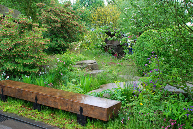 Laurent Perrier Garden Lisa Cox 2015 RHS Chelsea