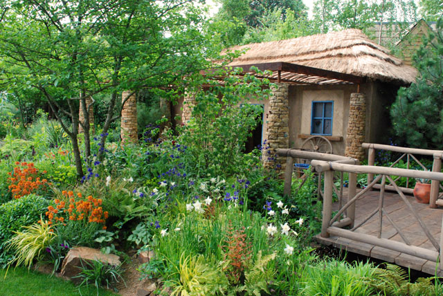 Sentebale garden Chelsea 2015 Lisa Cox