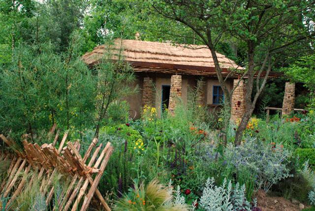 Sentebale garden RHS Chelsea 2015