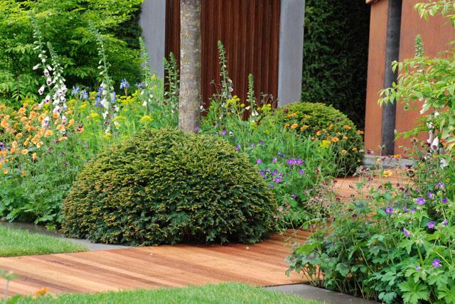 Images Of Adam Frost Garden Design