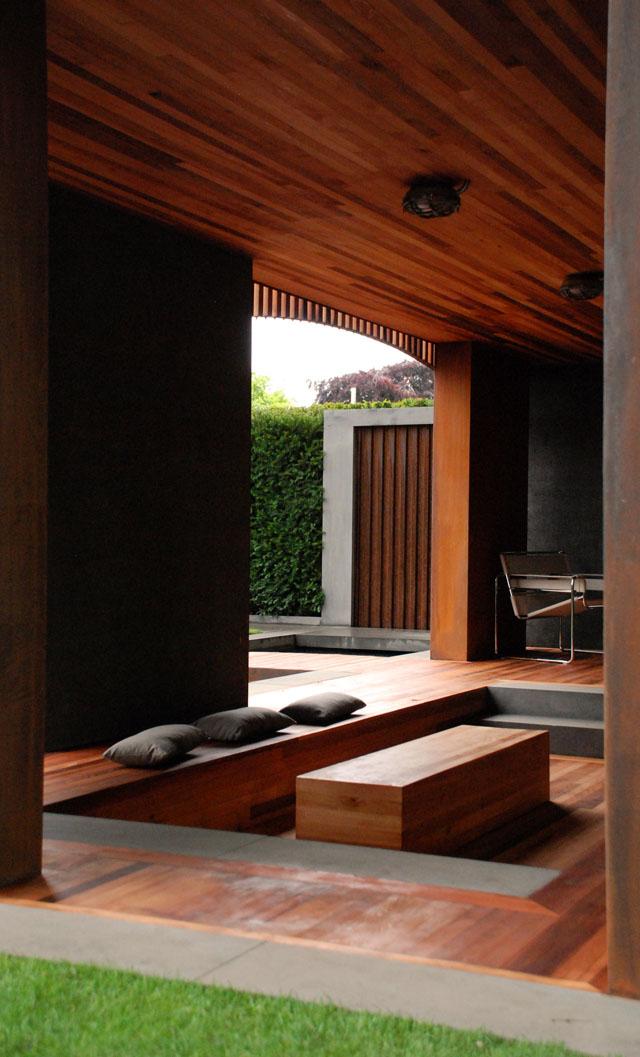 The Homebase Urban Retreat RHS Chelsea 2015 Lisa Cox