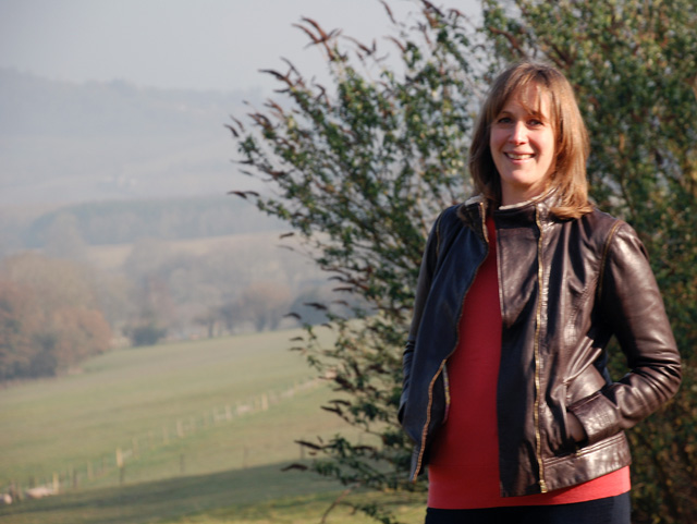 Lisa Cox in Monmouthshire