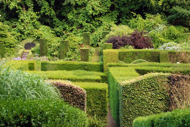 Veddw Garden Monmouthshire Lisa Cox Designs