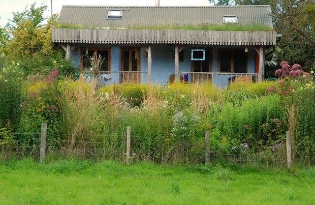 The Pavillion at Montpelier Cottage Garden Lisa Cox Designs