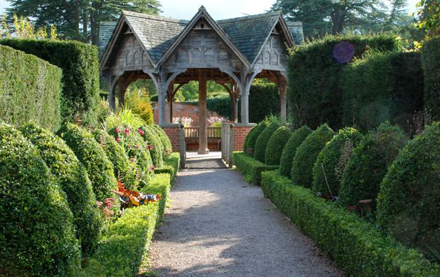 Hampton Court Gardens Herefordshire Lisa Cox