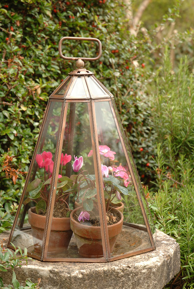 Garden Cloche Black Country Metal Works