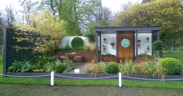 Alfresco Gallery Garden RHS Cardiff 2016