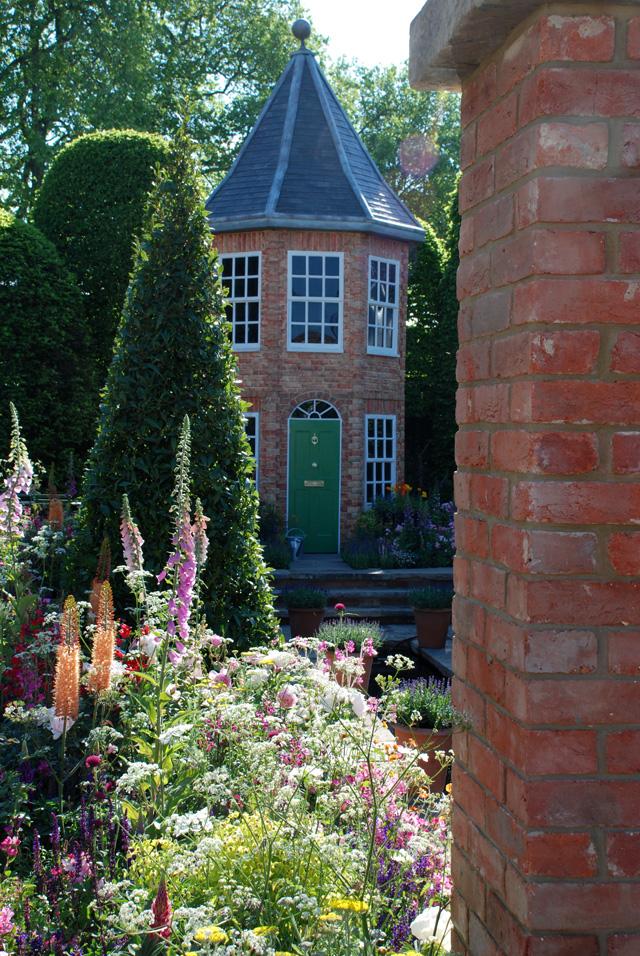 Harrods Garden by Diarmuid Gavin RHS Chelsea 2016 Lisa Cox