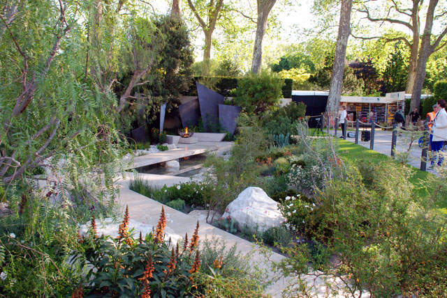 RHS Chelsea 2016 The Telegraph Garden Lisa Cox