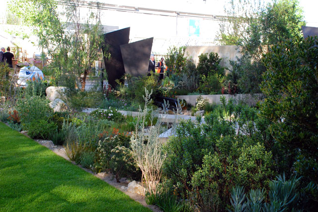 The Telegraph Garden Andy Sturgeon RHS Chelsea 2016 Lisa Cox