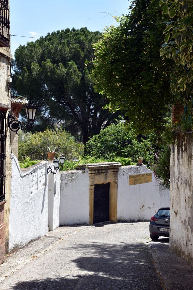 Streets of Ronda Lisa Cox Garden Designs
