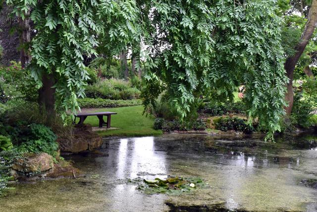Dewstow Garden Lisa Cox Designs