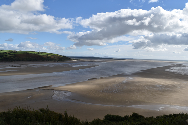 view-from-llansteffan-castle-lisa-cox-designs