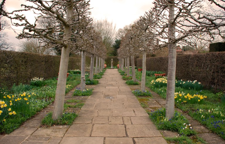 York Stone Path at Sissinghurst