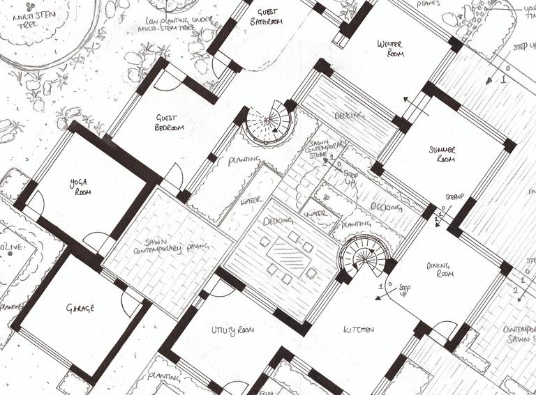 Contemporary Japanese Garden | Lisa Cox Garden Designs Blog
