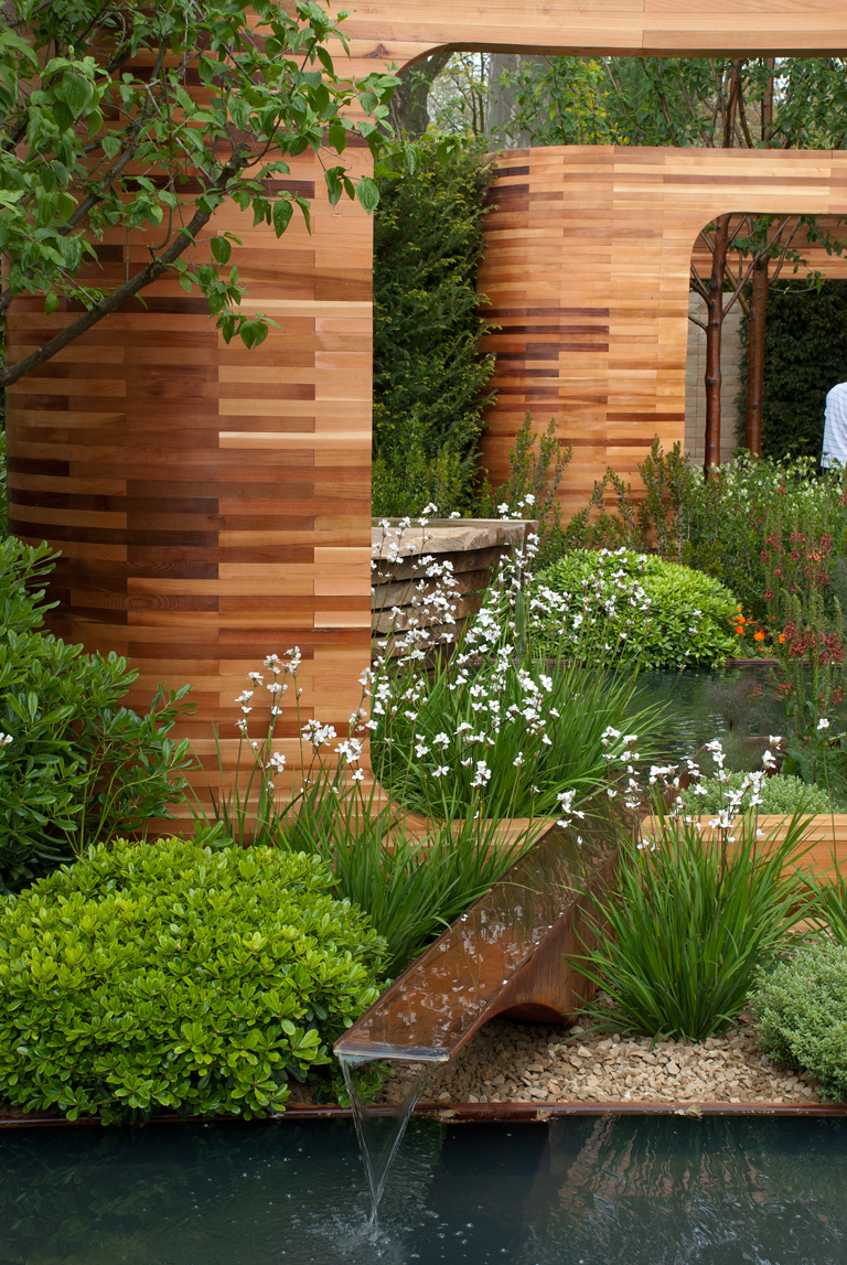 Cedar archway lisa cox garden designs blog for Garden trees homebase