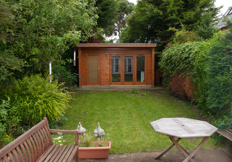 Garden design twickenham lisa cox garden designs blog - Summer house plans delight relaxation ...